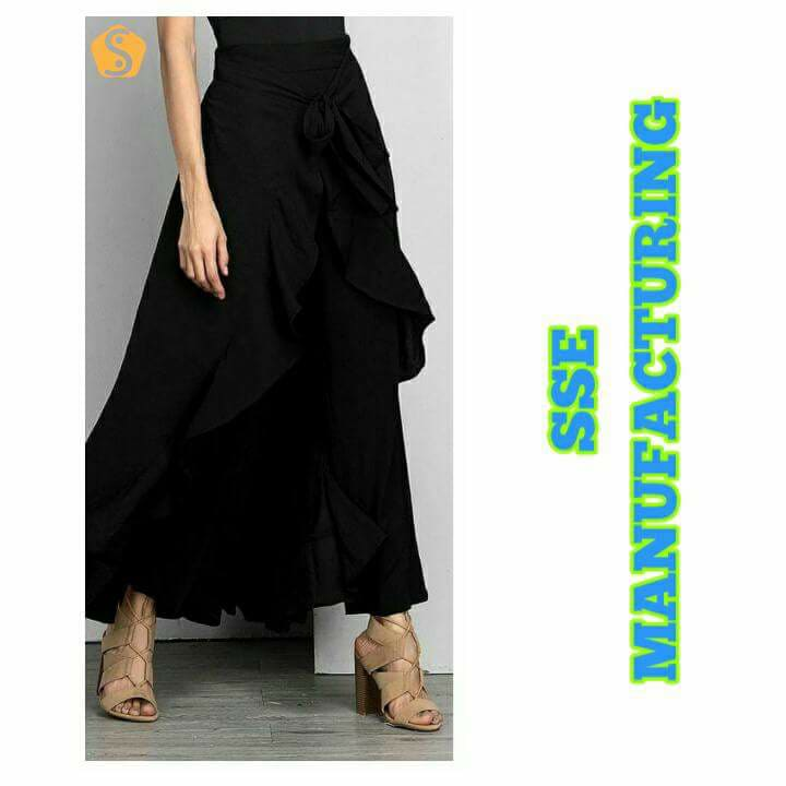 Plazo skirt ₹1 – New Delhi, India *SSE manufacturing presents*:- bored regualar skirt with…
