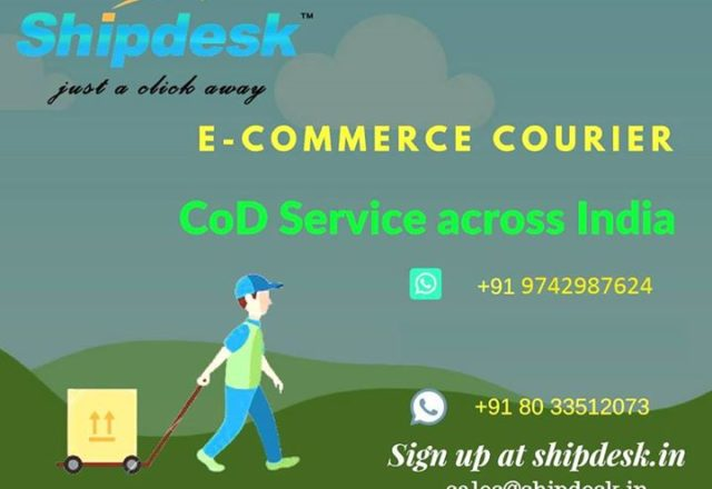 Shipdesk ₹1 – Bangalore, India Shipdesk – We help you in managing your logistics…