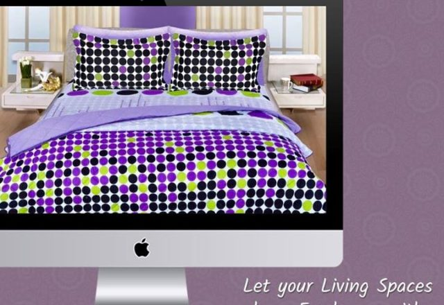 DeModaDecor Purple King size 100% Cotton Bedsheet ₹1,049 – Jaipur, Rajasthan Expose the Benefits…