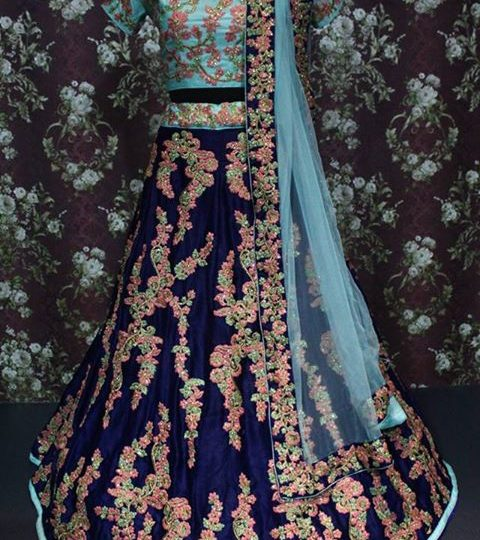 Fancy & Designer Lehenga Only 4999 /- Please Contact To This Number :- 9723525785