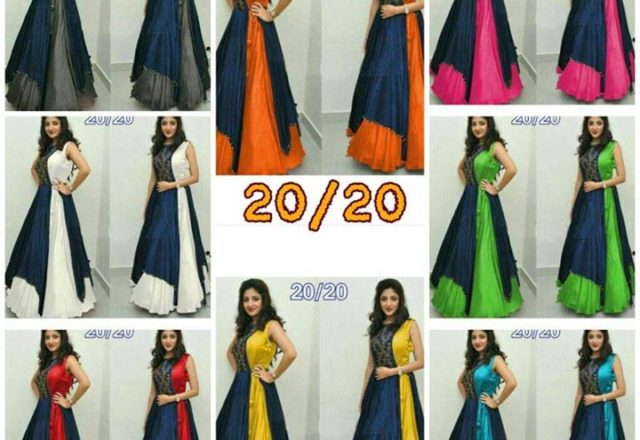 New Desinger gown just for 379/… Fabrics Benglori silk Contact No 7984653203 ₹379 -…