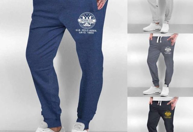 Joggers ₹850 – Mumbai, Maharashtra HIGH QUALITY CURRENT STYLE Brand – USPOLO ASSN. Style…